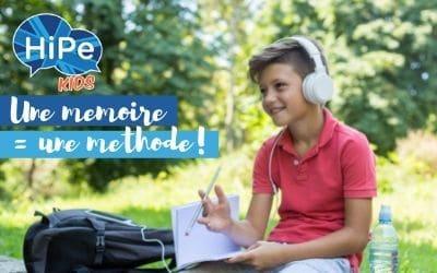 Une méthode, une mémoire: quand apprendre devient propre à chacun